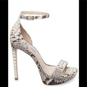 Steve Madden Starlet Snake Strappy Sandals